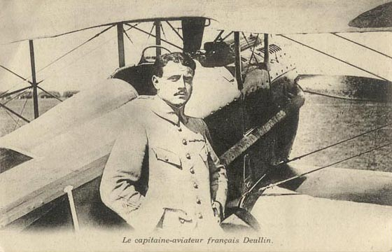 Albert Louis Deullin.